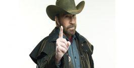 Chuck Norris sobrevive a dois ataques cardíacos seguidos