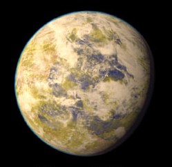 Exoplaneta Gliese 832 c