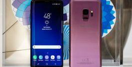 Veja as diferenças do Galaxy S8 para o Galaxy S9